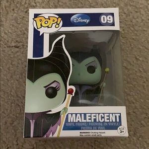 Funko Pop Maleficent #09
